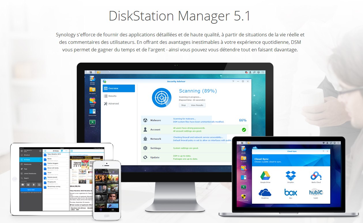 DiskStation Manager 5.1