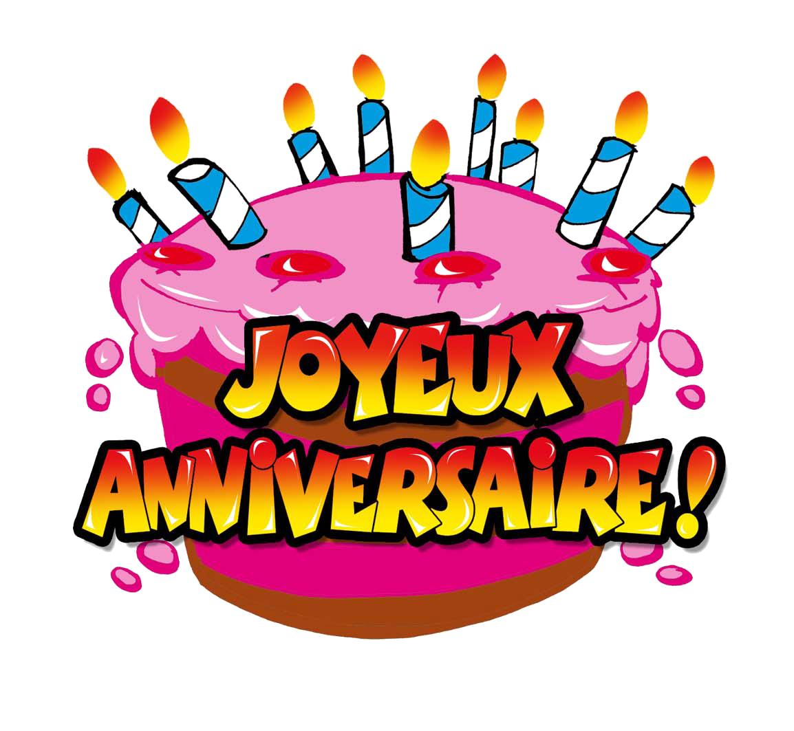 Joyeux Anniversaire Mon Cher Blog Blog De Julien Nicole